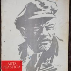 REVISTA ARTA PLASTICA NR.3-4/1958