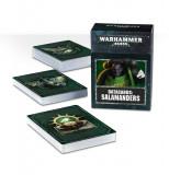 Carti Regulament Warhammer 40k, Games Workshop, Datacards Salamanders