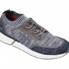 Pantofi sport BUGATTI bleumarin, 92760, din material textil