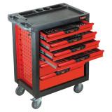Dulap industrial echipat cu scule 158 piese