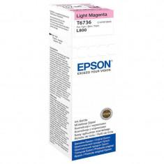 Cartus cerneala epson t6736 light magenta capacitate 70ml pentru epson