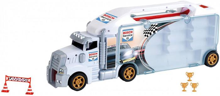 Camion cu rampa de iesire pentru masinute Bosch