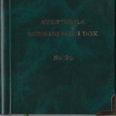 Warren, H. - AVENTURILE SUBMARINULUI DOX, No. 36, ed. Ig. Hertz, Bucuresti