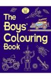 The Boys' Colouring Book - Jessie Eckel
