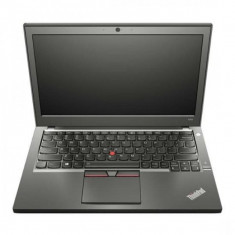 Laptop Lenovo ThinkPad x250, Intel Core i5 Gen 5 5300U 2.3 Ghz, 4 GB DDR3, 500 GB HDD SATA, Wi-Fi, Bluetooth, WebCam, Display 12.5inch 1366 by 768, 3
