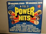 Power Hits – Selectii (1977/K-Tel/RFG) - Vinil/Analog/