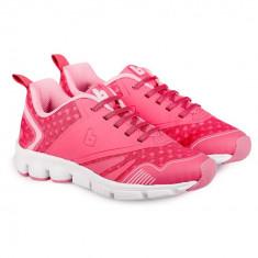 Pantofi Sport Fete Bibi Icon Ciclamen/Disco
