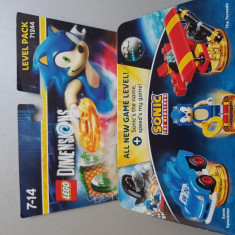 LEGO DIMENSIUNI Sonic the Hedgehog Level Pack 2016 (71244)