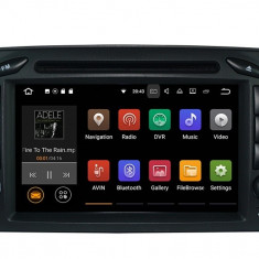 Navigatie Gps Android Mercedes C Class W203 Vaneo Vito Viano , Nou Garantie 12