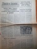 ziarul flacara iasului 2 septembrie 1988-art. comuna raducaneni