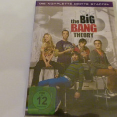 The big bang theory - season 3, DVD, Comedie, Romana