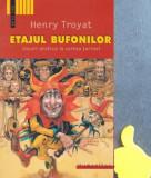 Etajul Bufonilor Jocuri erotice la curtea tarinei Henry Troyat