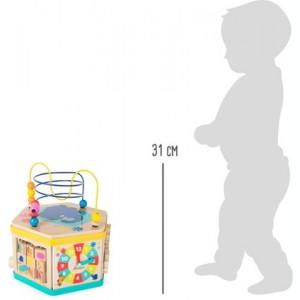 Cub dezvoltare activitati motrice Elefant 31 cm