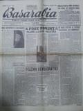 Ziarul BASARABIA 16 ianuarie 1944