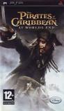 Joc PSP Disney - Pirates of the Caribbean at Worlds end