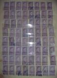 lot 64 TIMBRE FISCALE vechi,10 lei,REGELE MIHAI(Starea care se vad),T.GRATUIT