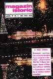 Magazin Istoric - anul 4 - nr. 5 (38) - mai 1970