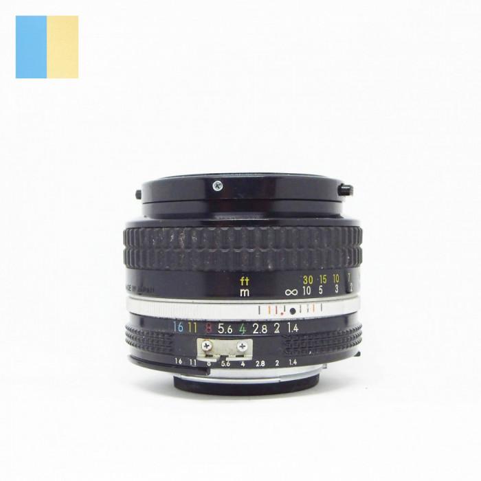 Obiectiv Nikon Nikkor 50mm f/1.4