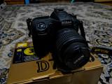 Nikon D7200 + obiectiv 18-55