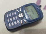 MINI TELEFON DE COLECTIE PANASONIC EB-A100 DECODAT SI FUNCTIONAL+INCARCATOR.