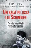 Un baiat pe lista lui Schindler | Leon Leyson