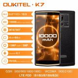 Oukitel k7 Power 4gb ram 64 gb rom, Negru, 64GB, Neblocat