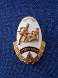 Insigna tema - militara - Pompieri - Batalia din Dealul Spirii