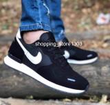 Adidasi Nike  pantofi sport Nike new 2019, 40 - 43, Negru, Textil