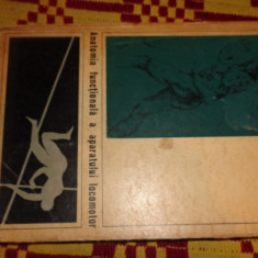 anatomia functionala a aparatului locomotor 441pag/an1967- clement baciu