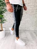 Pantaloni pentru barbati - slimfit - de trening - LICHIDARE STOC - A5248