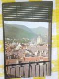 Brasov-Panorama -vedere circulata 1965