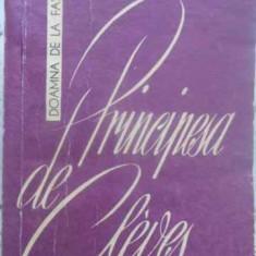 PRINCIPESA DE CLEVES - DOAMNA DE LA FAYETTE