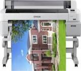 Plotter Epson T5000 imprimanta de format mare A0