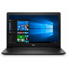 Laptop Dell Inspiron 3593 15.6 inch FHD Intel Core i3-1005G1 8GB DDR4 256GB SSD Windows 10 Home 2Yr CIS Black