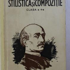 MANUAL DE STILISTICA , COMPOZITIE SI GRAMATICA ROMANA CU SPECIALA APLICARE LA STILISTICA SI COMPOZITIE ED. a - VII - a PENTRU CLASA a - IV - a de GH.