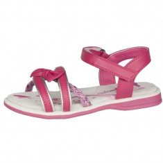 Sandale pentru fetite American Club 197/15, Roz