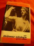 Anca Balaci - Mic Dictionar Mitologic Greco-Roman -Ed.Stiintifica 1969 ,448pag