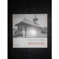 CORINA NICOLESCU - MANASTIREA MOLDOVITA