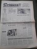 Ziar Crisana Oradea Bihor 9 decembrie 1975
