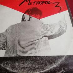 DISC  VINIL METROPOL 3