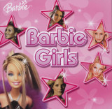 CD Barbie Girls, original, sigilat: Christina Aguilera, P!nk, Spice Girls, Kylie