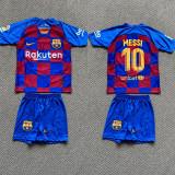 Compleu Echipament fotbal pentru copii Messi