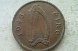 MONEDA 1 PENNY 1946-IRLANDA, Europa