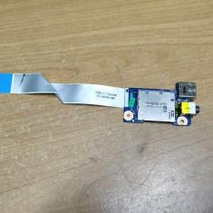 Placa Sunet + Usb + Cardreader Laptop lenovo Ideapad N581-7505