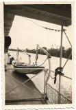 C693 Fotografie pe vapor spre Valcov 1939 Basarabia