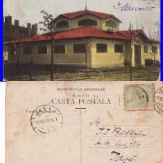 Bucuresti - Pavilionul Munca al meseriasilor-Expozitia Universala 1906