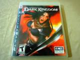 Untold Legends Dark kingdom, Ps3, original, alte sute de titluri, Actiune, 16+, Single player, Sony