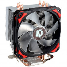 Cooler CPU ID-Cooling SE-214 rev. 2, Ventilator 120mm, 4x Heatpipe-uri Cupru