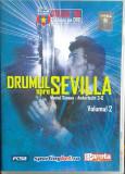 DVD original Drumul spre Sevilla vol 2 Steaua Anderlecht