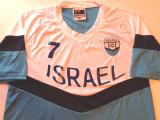 Tricou fotbal - Nationala de Fotbal din ISRAEL, XXL